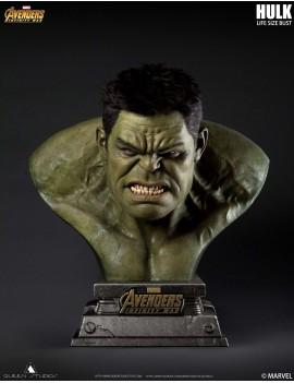 Marvel Buste Hulk Life Size...