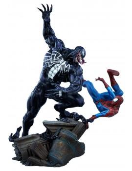 Marvel statuette Spider-Man...