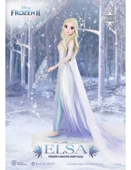 La Reine des neiges 2 statuette Master Craft 1/4 Elsa Beast Kingdom