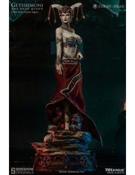 Court of the Dead figurine...