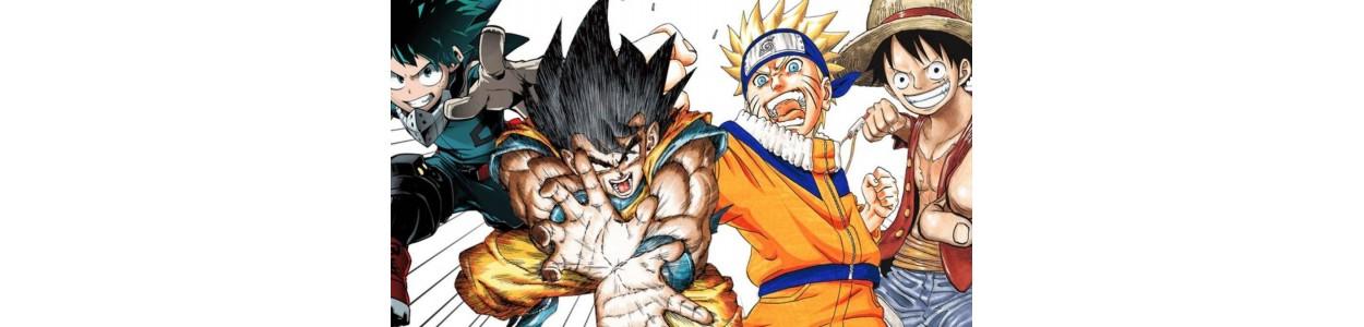 Retrouvez tous nos produits Manga sur Geek World