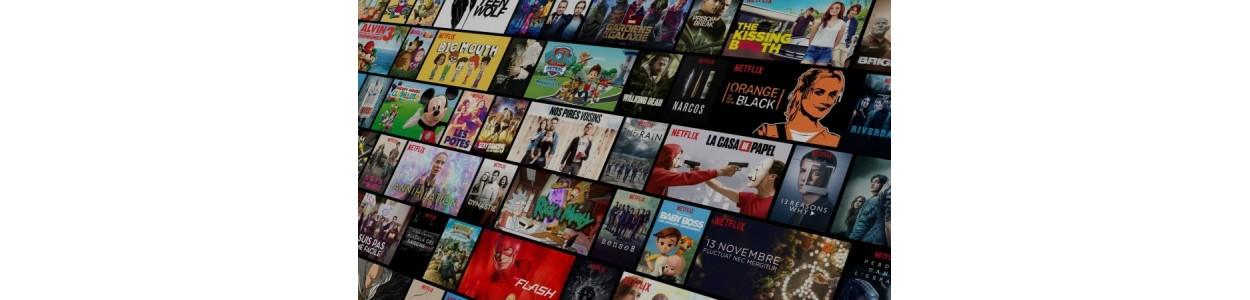 Retrouvez tous nos produits de films et séries sur Geek World