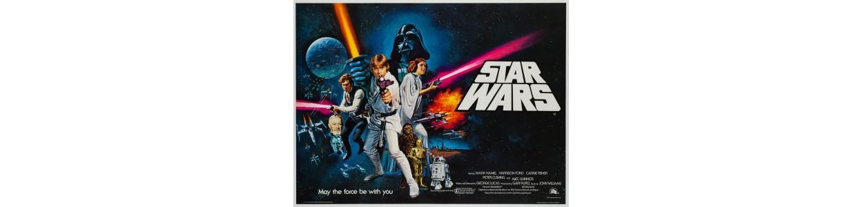 Retrouvez tous nos produits Star Wars sur Geek World