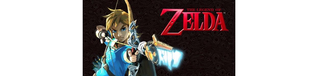 Retrouvez tous nos produits Zelda sur Geek World