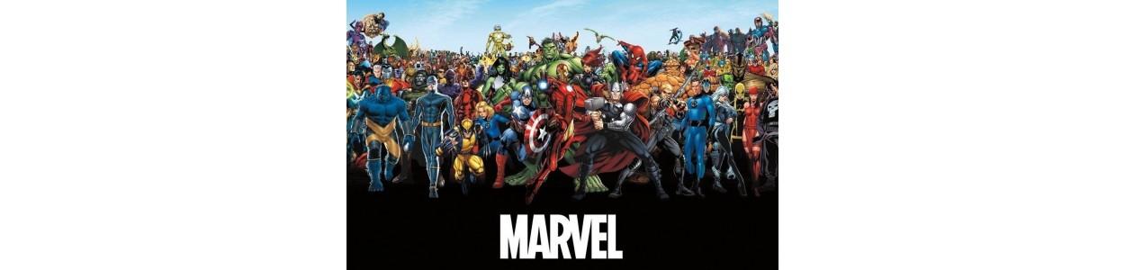 Retrouvez tous nos produits Marvel sur Geek World