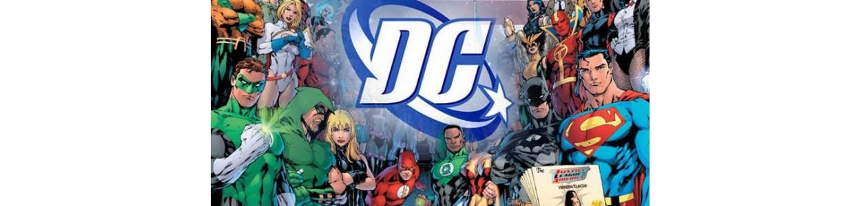 Retrouvez tous nos produits DC Comics sur Geek World